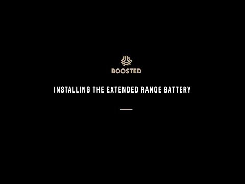 Boosted Boards - 2nd Generation Extended Range Battery Installation