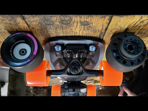 Introducing Boosted Beams and 105s