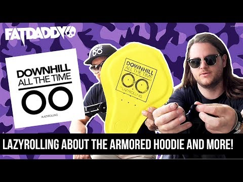 LAZYROLLING talk Armored Hoodie & developing own board | Fatdaddy Podcast #5