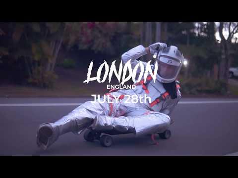 Enertion x Fatdaddy EUROPE Tour promo | Fuzz Baldrin