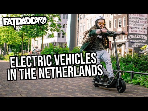 Elektrische step en skateboard legaal in Nederland? | Fatdaddy