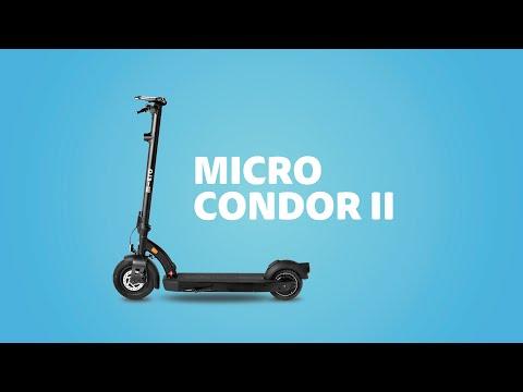 Micro Condor II - The SUV of E-Scooters