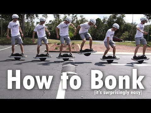 How to Bonk - Onewheel Pint & XR Tutorial - OW Weekly | Episode 15
