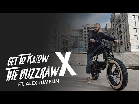 Get to know the Buzzraw X | Ft. Alex Jumelin