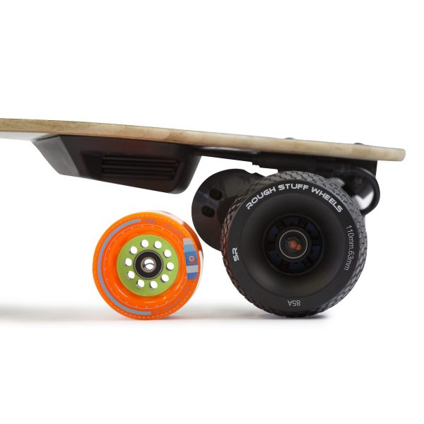 Boosted Board Rough Stuff Wheels Conversion Pulley and Belt Cover