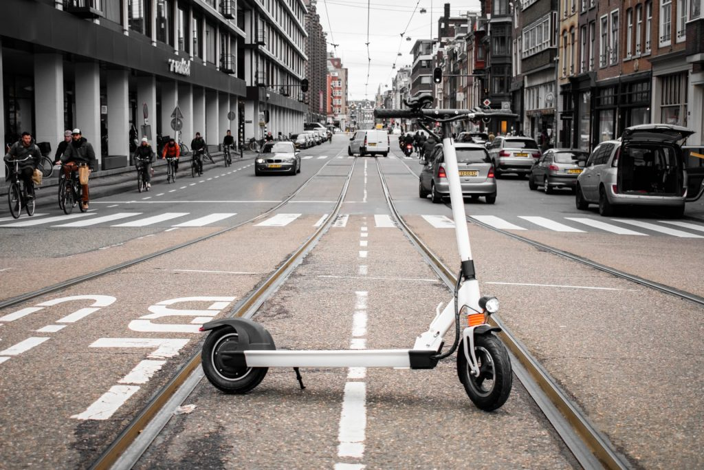 Urban XL electric scooter