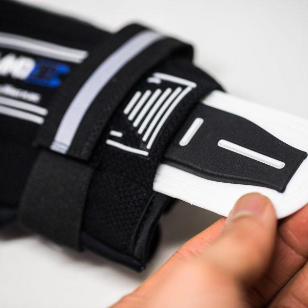 Flatland 3D Pro Full Finger e-skate gloves