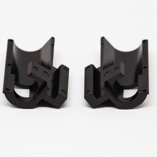 Bash Guard M for Boosted Boards Black (round) bash guard