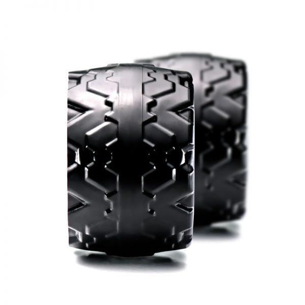 100mm r-spec crossover wheels (set of 2)