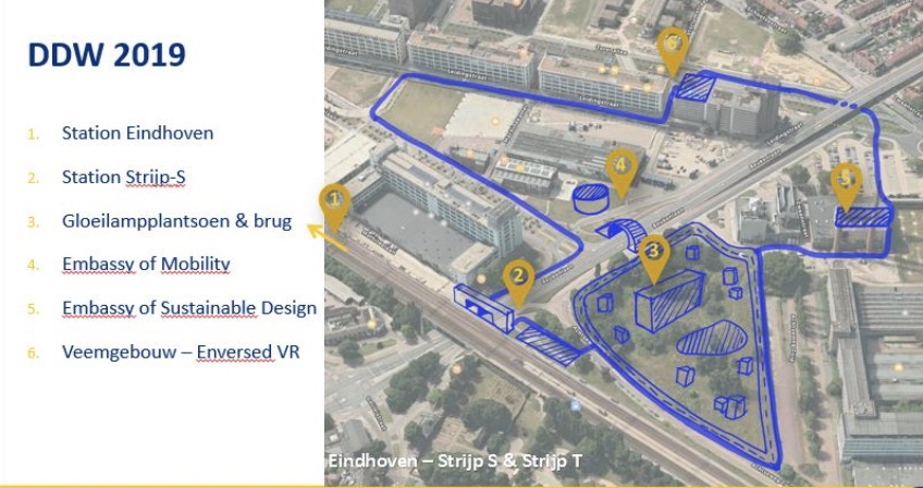Fatdaddy vil være vært for e-mobilitetsoplevelse på Dutch Design Week