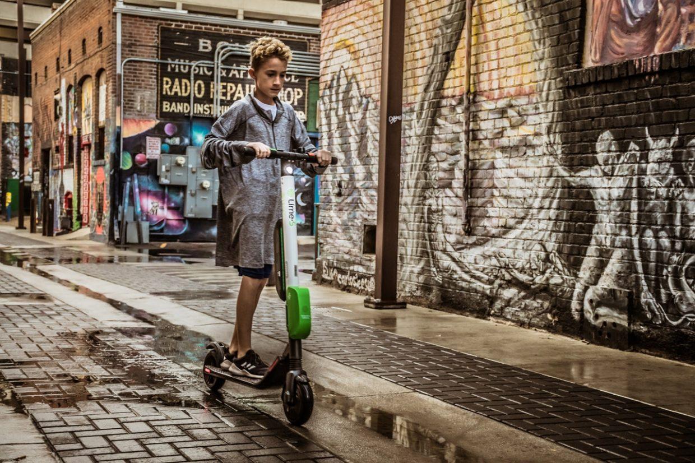 Den økonomiske virkning af deling af elektrisk scooter