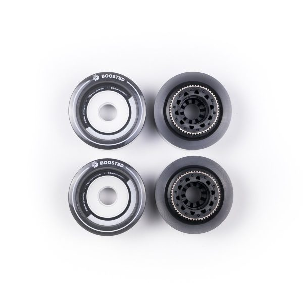 Boosted Stratus wheels 85mm - Grey