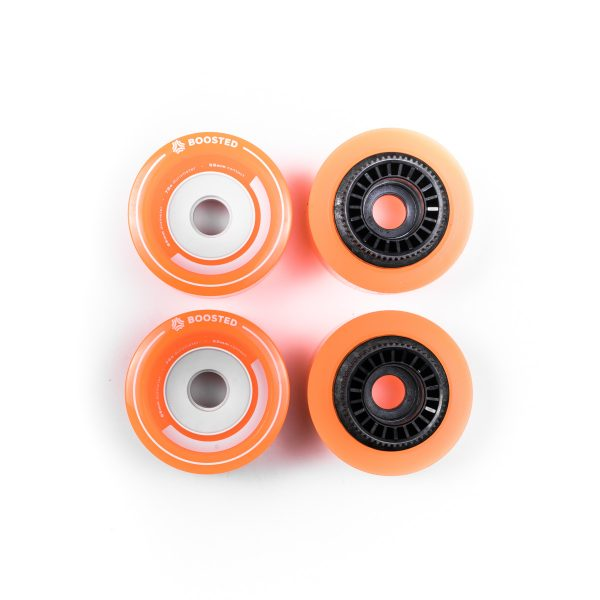 Boosted Stratus wheels 85mm - Orange