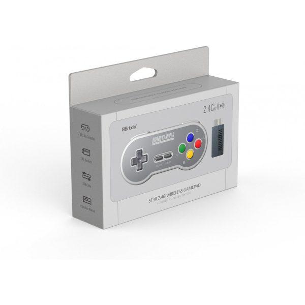 8Bitdo SF30 for SNES Classic Mini SF30 for SNES Classic Mini