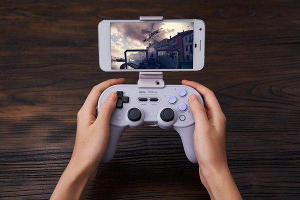 Phone Clip for 8Bitdo SN30 Pro+ Phone Clip for 8Bitdo